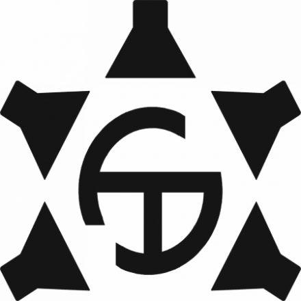 RGB led magic ball disco gömb